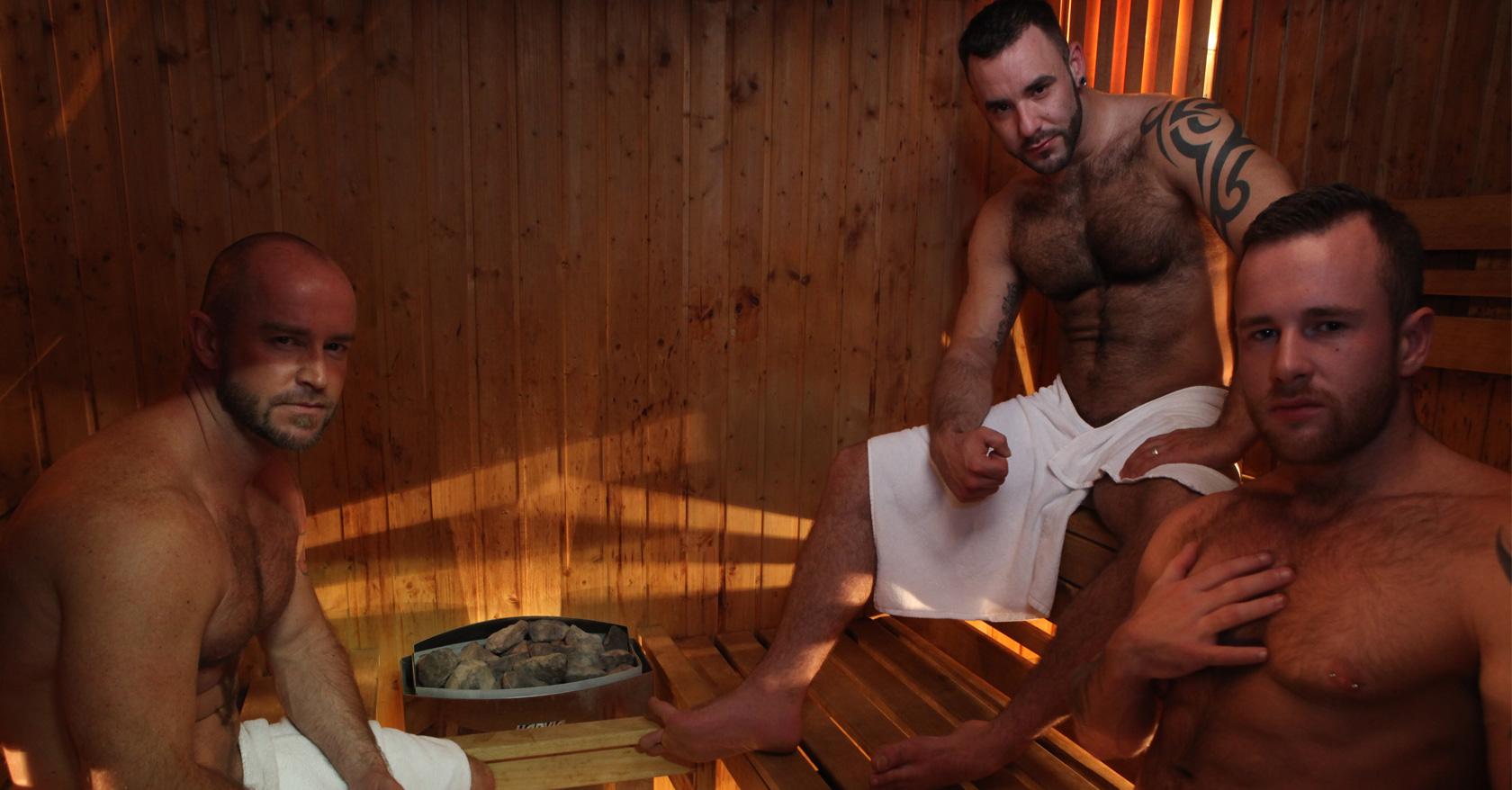Voda spa sauna, moscow